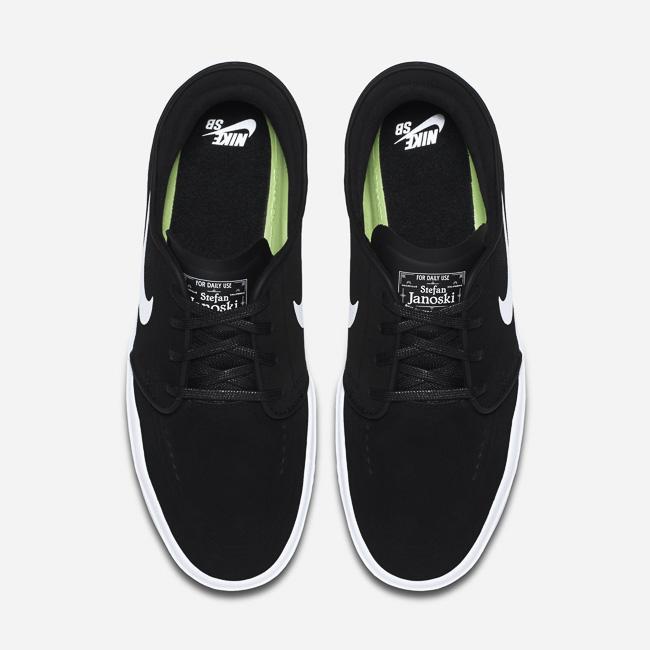 Nike SB Stefan Janoski turquesa