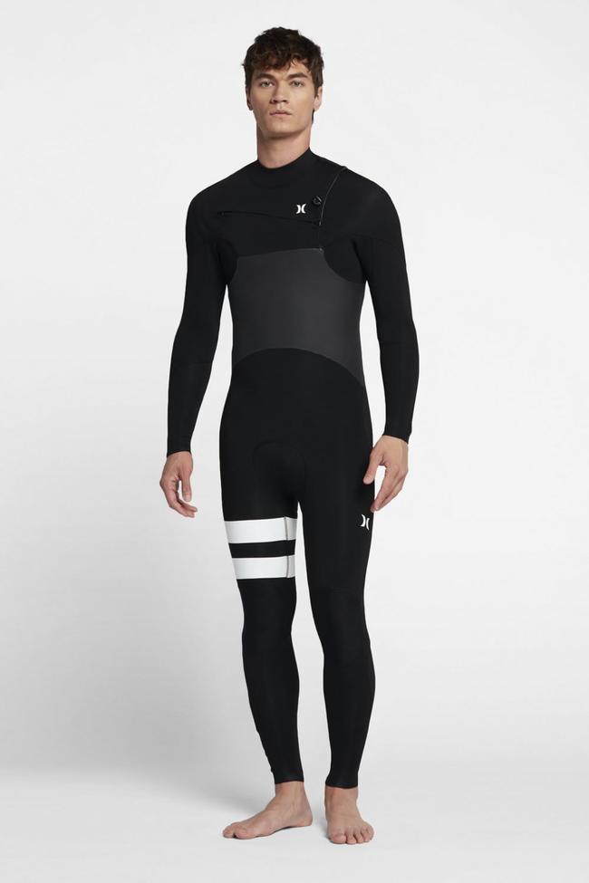 Wetsuits de hombre  Hurley  Traje neoprene Hurley Advantage Plus 4 ... c1020cbc42c
